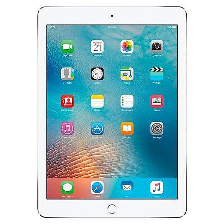 """Apple iPad Pro A1670 MQDC2CL/A Tela Retina 12.9"""" 64GB 12MP/7MP iOS - Prata"""