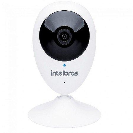 Câmera de Segurança Intelbras iC3 Wi-Fi / HD - Branco