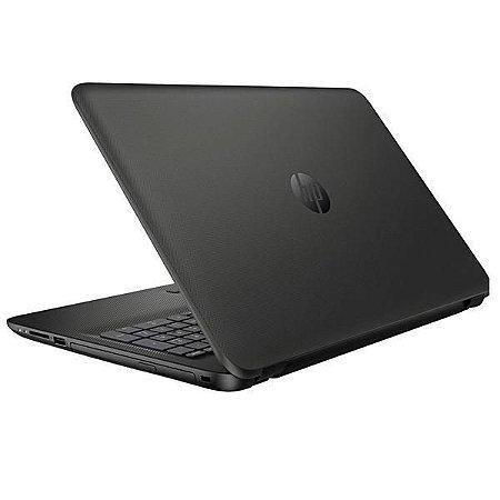 """Notebook HP 15-bs020wm de 15.6"""" com 1.6GHz/4GB RAM/500GB HD - Preto"""