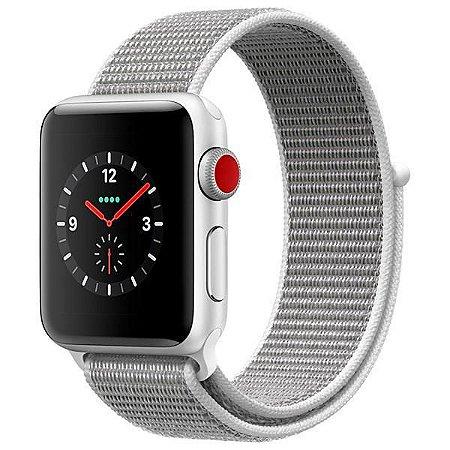 [NOVO] Apple Watch Série 3 42 mm MQKJ2ZP/A A1889 - Silver/Seashell