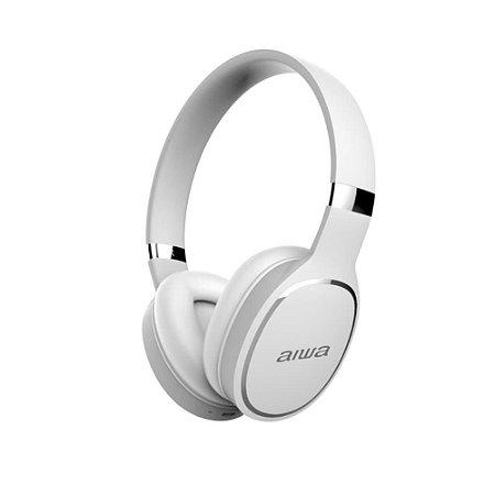 Fone de Ouvido Sem Fio Aiwa AW2 Pro com Bluetooth/Microfone - Branco