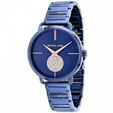 Relógio Michael Kors Azul - MK 3680