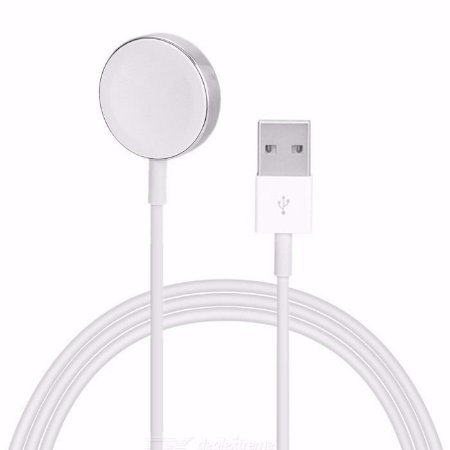Cabo Carregador Magnético  Para Apple Watch - 2 Metros