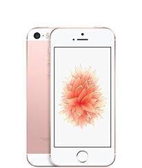 Apple iPhone SE  32G Tela 4'' 12MP/5MP iOS 9 - Rosê