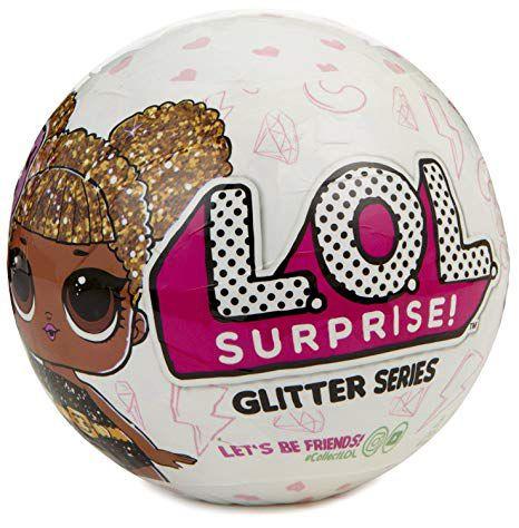 Boneca LOL Glitter Series