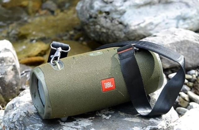 Speaker JBL Xtreme 2 com Bluetooth/USB Bateria 10.000 mAh - Verde