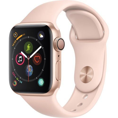 Apple Watch Serie 4 GPS 40mm - Rosê