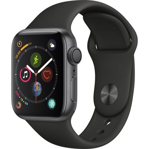 Apple Watch Serie 4 GPS 40mm - Cinza Espacial