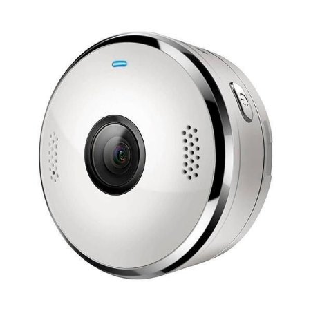Câmera Portátil Motorola Verve Cam+ CA001 A WH com Wi-Fi