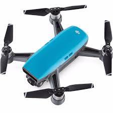 Drone Dji Spark Fly More Combo Full HD de 12MP -Azul