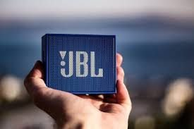Speaker JBL Go com Bluetooth/Auxiliar Bateria 600 mAh - Azul