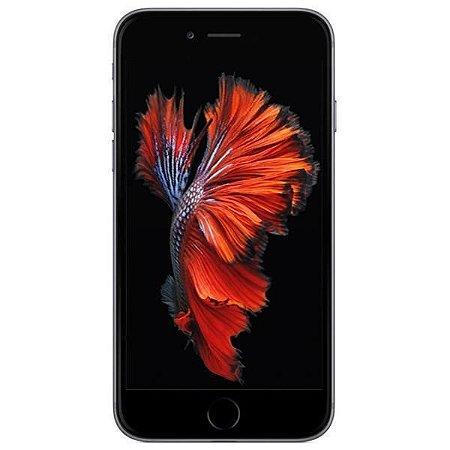 "Apple iPhone 6S Plus MN2V2BZ 32GB Anatel Retina 5,5"" Câm 12MP/5MP iOS - Cinza Espacial"