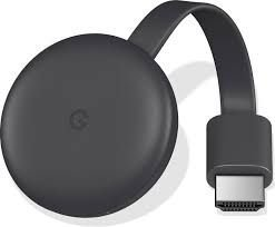 Google Chromecast 3 HDMI Streaming