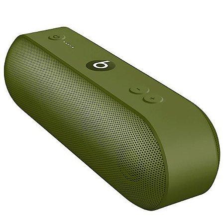 Speaker Beats Pill+ MQ352LL/A com Bluetooth - Verde