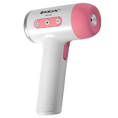 Termômetro Digital Infravermelho MOX MO-T260 - Branco/Rosa
