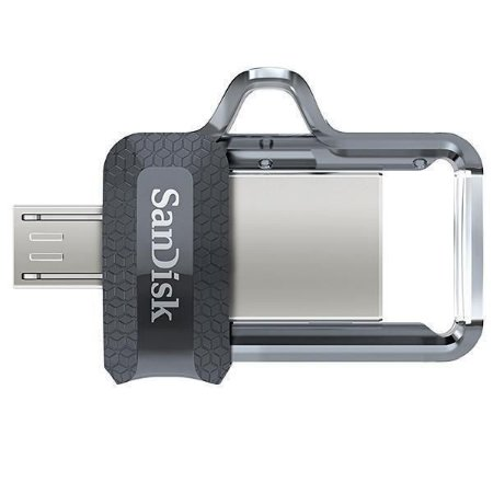 Pendrive Sandisk Ultra Dual SDDD3-064G-G46 64GB