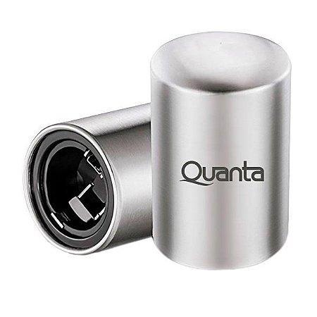 Abridor de Garrafas Quanta QTAGM01 com Ímã - Prata
