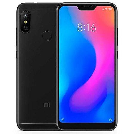 "Smartphone Xiaomi Mi A2 Lite Dual SIM 32GB de 5.84"" 12+5MP/5MP OS 8.1.0 - Preto"