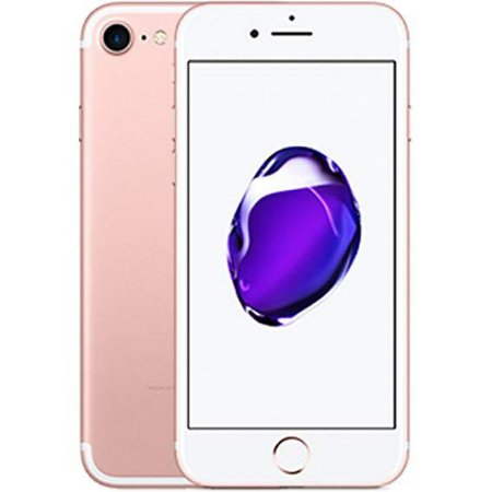"""Apple iPhone 7 A1660 CPO 128GB Tela Retina 4.7"""" 12MP/7MP iOS - Rosa Ouro"""