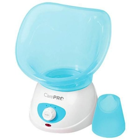 Sauna Facial CarePro SF-100 com 2 Níveis de Intensidade 120V - Branco/Azul