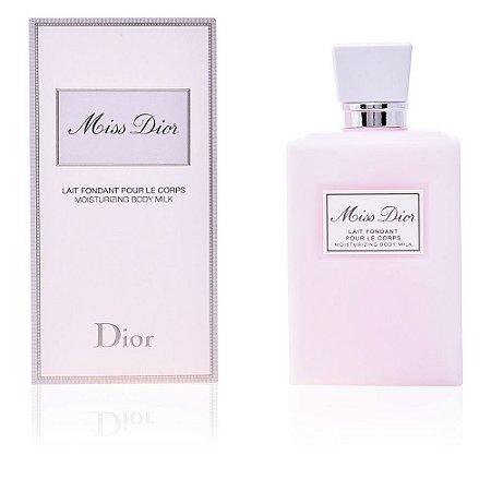 Miss Dior Loção Perfumada Moisturizing Body Milk - 200ml