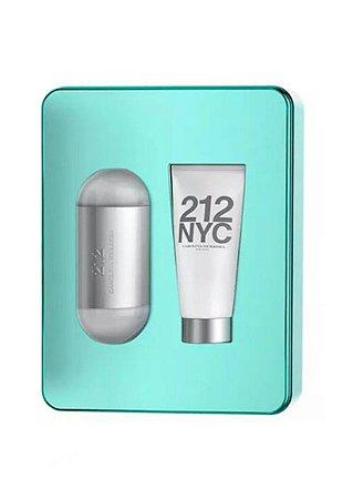 Kit Perfume 212 Nyc Carolina Herrera 100ml