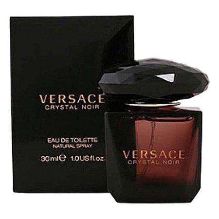 Versace Crystal Noir Eau De Parfum Feminino - 90 ml