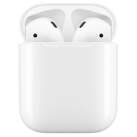 Fone de Ouvido Sem Fio Apple AirPods 2 - Chip H1 - Branco