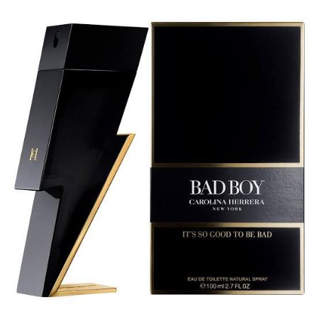 Bad Boy Carolina Herrera - Perfume Masculino - Eau De Toilette - 100 ml