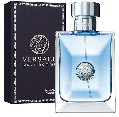 Versace Pour Homme Versace - Perfume Masculino - Eau de Toilette - 200ml