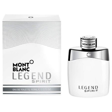 Perfume Legend Spirit Montblanc Masculino Eau De Toilette 100ml