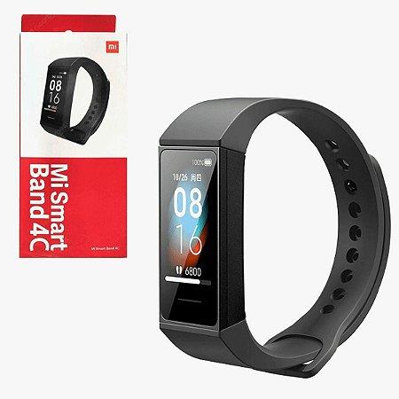 Pulseira Xiaomi Smartband Redmi 4c