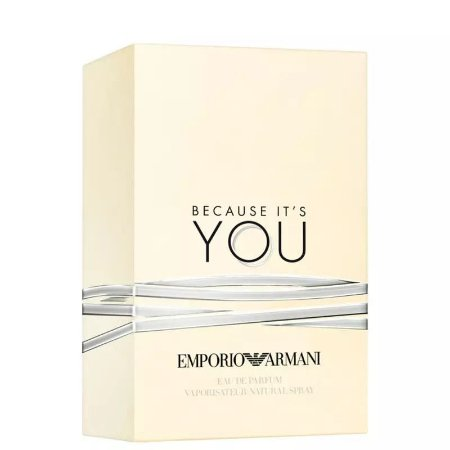 Perfume Because It's You Giorgio Armani Eau de Parfum - 100ML