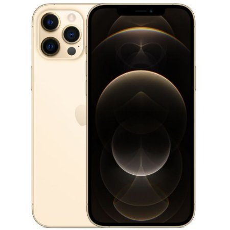 "Apple iPhone 12 Pro Max 128GB Tela de 6,7"", Câmera Tripla de 12MP, iOS"