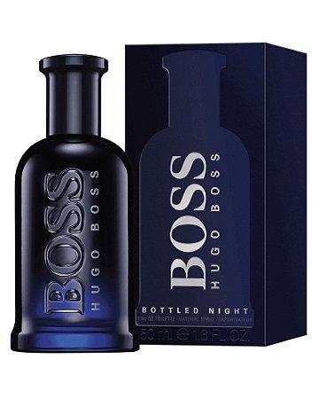 Boss Bottled Night Hugo Boss - Perfume Masculino - Eau de Toilette - 100ml