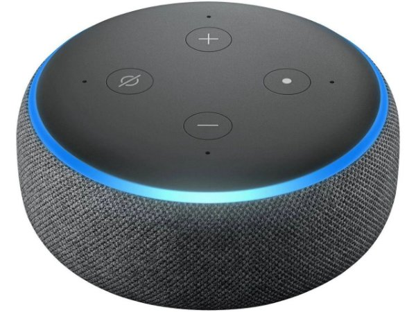 Speaker Amazon Alexa Echo Dot 3