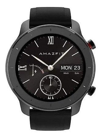 Relogio Smartwatch Amazfit GTR A1910 42mm Preto