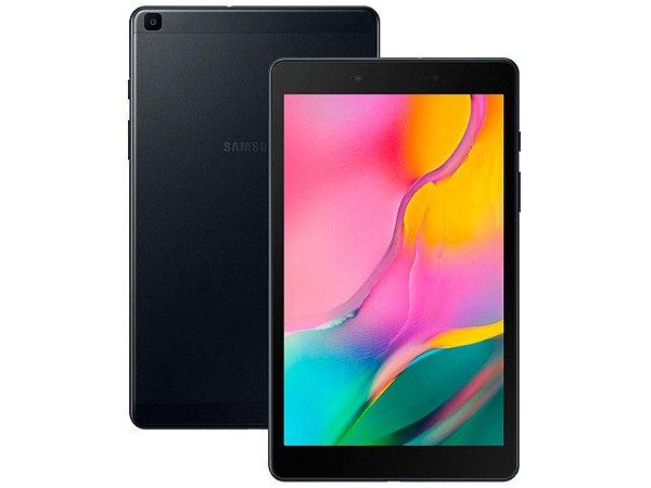 """Tablet Samsung Galaxy Tab A T290 32GB 8"""" Wi-Fi - Android 9.0 Quad Core Câm. 8MP"""