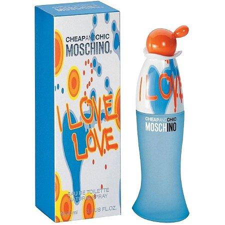 Perfume Moschino I love Love Feminino