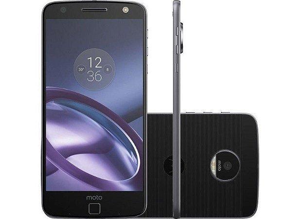 "Smartphone Motorola Moto Z XT1650 32GB 5.5"" 4GB Ram"