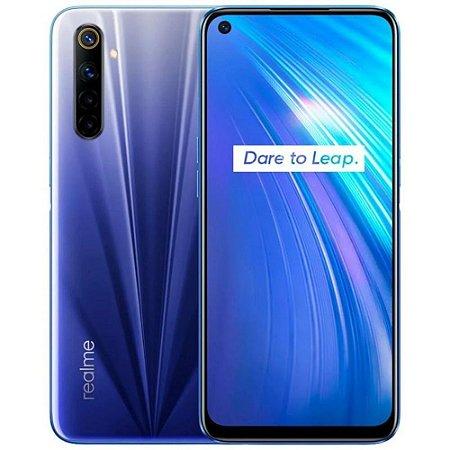 Smartphone Realme 6 RMX2001 DualSim - 4GB Ram 128GB Azul