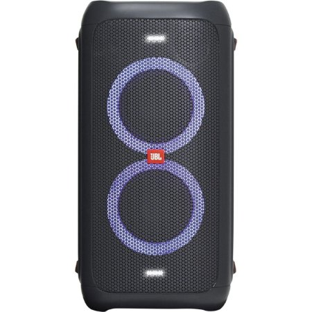 Caixa de Som JBL PartyBox 100 com Bluetooth Luzes LED - 160W RMS