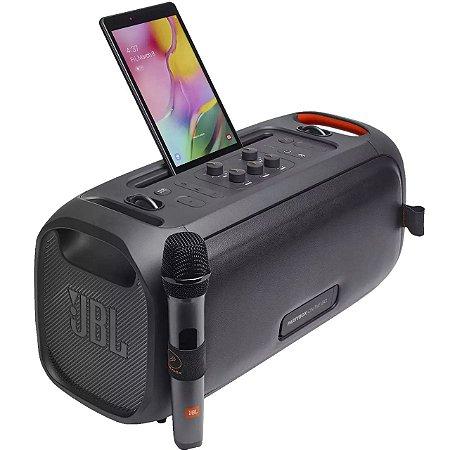 Caixa de Som JBL PartyBox On-The-Go Potência de 100W