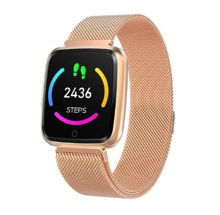 Colmi Y7 Smartwatch Golden Rose