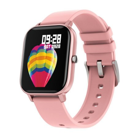 Colmi P8 GTS Rosa Smartwatch Full-Touch