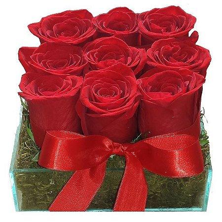 Caixa de Rosas