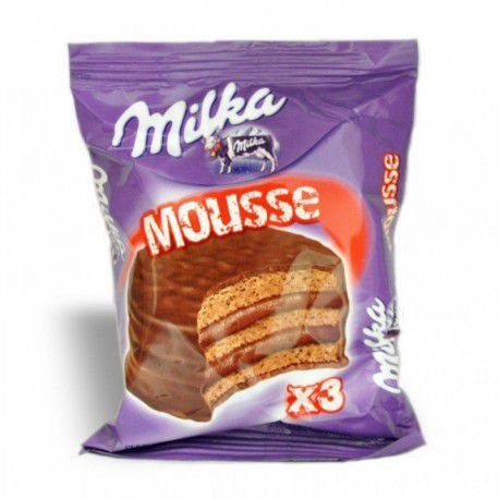 Alfajor Milka Mousse 55g