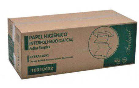 Papel Hig. Intercalado (CAI CAI)