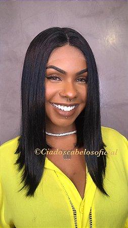 DUPLICADO - Peruca lace front HD premium Bomb color Cassidy loira