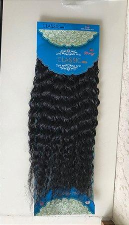 Pacote cabelo organico cacheado longo